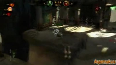 "God of War: Ascension ""Multiplayer Beta gameplay - capture the flag"""