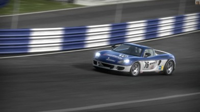 "Need for Speed: Shift ""Porsche Carrera GT (980) против Mercedes-Benz SLR McLaren 722 Edition (C199)"""