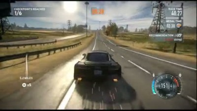 "Need for Speed: The Run ""NYCC 11: Challenge Series Walkthrough Part 1"""