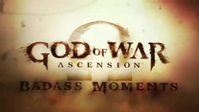 "God of War Ascension ""Bad Ass Moments - Up Up and Away"""