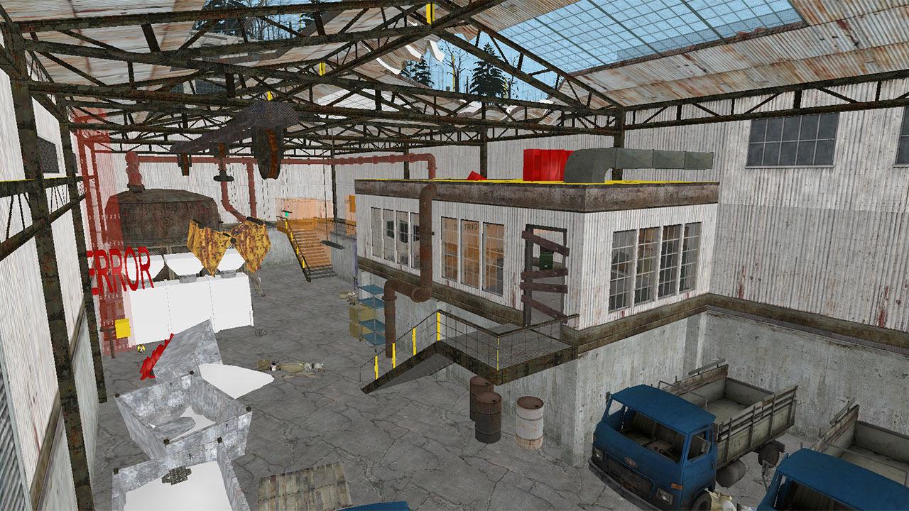 Вглобальной сети появились кадры изотмененного эпизода Half-Life 2