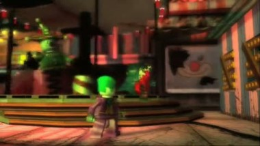 "LEGO Batman ""Joker and Harley Trailer"""