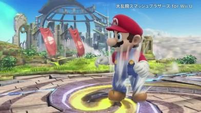 Японский трейлер Super Smash Bros. for Wii U