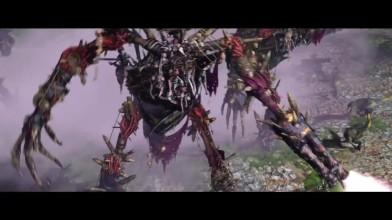 Некротворный колосс - Total War: WARHAMMER 2