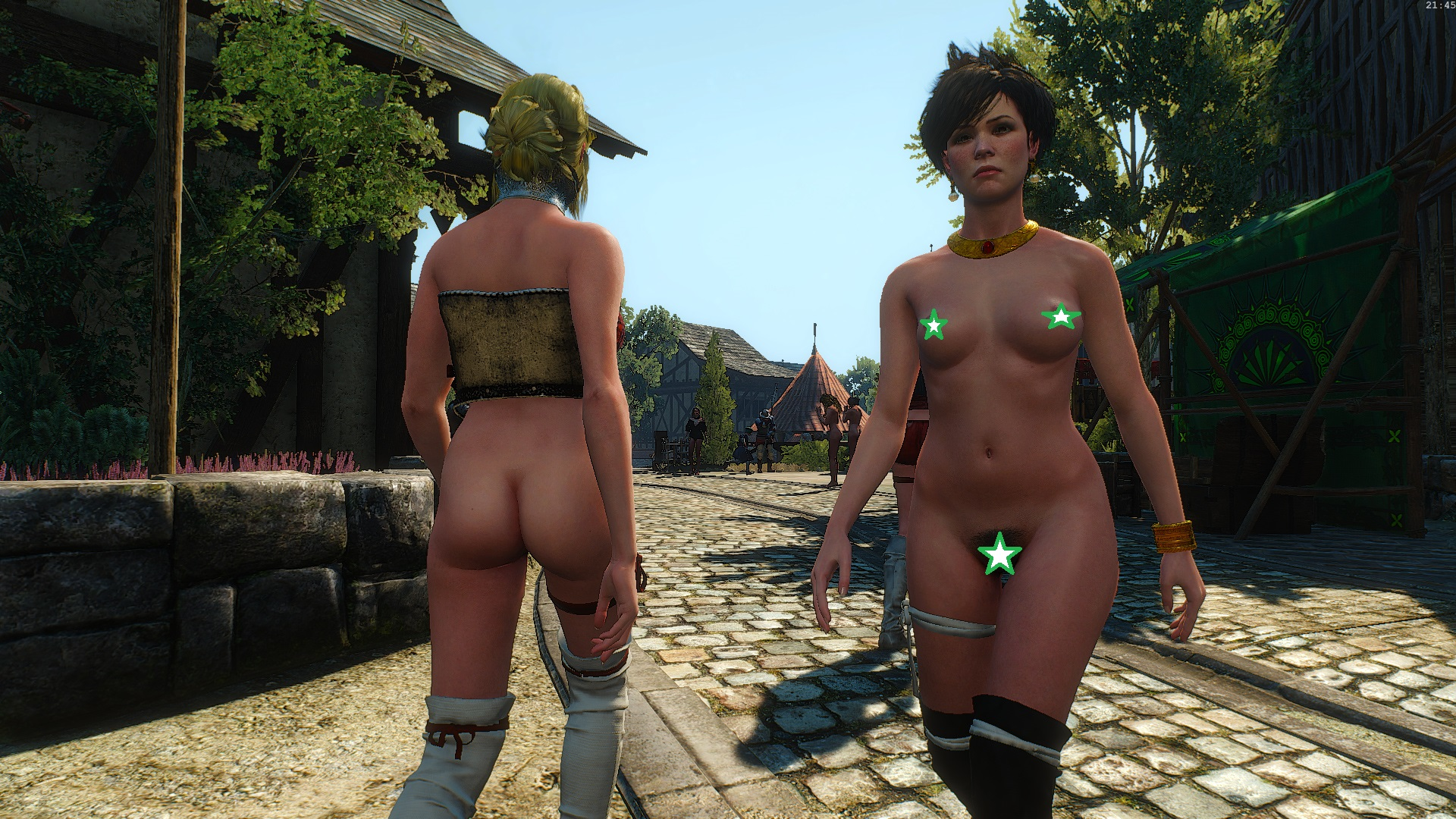 The witcher 3 nudes of girls sexy vids