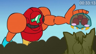 Весь Metroid за 3 минуты