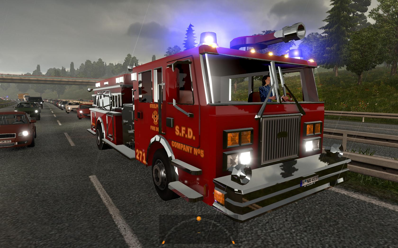 сборки модов для euro truck simulator 2