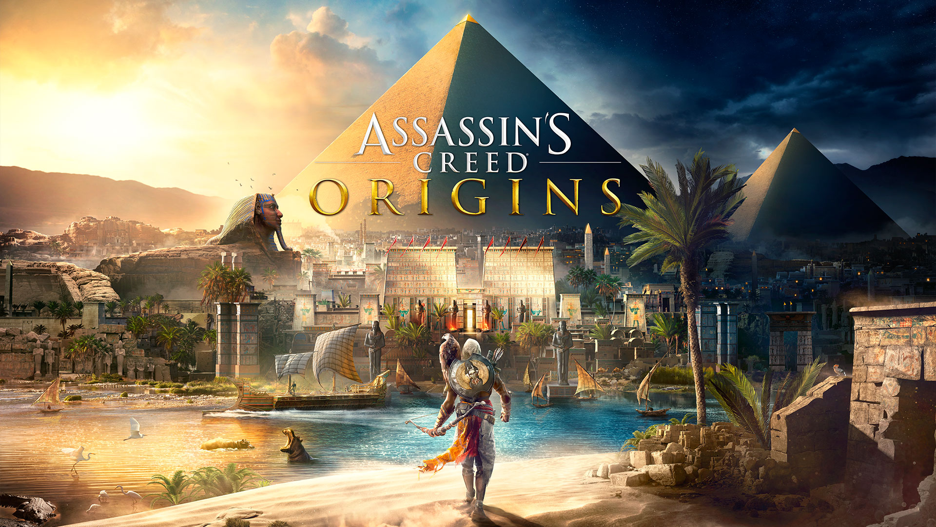 Assassin's Creed Origins - Трейлер Discovery Tour