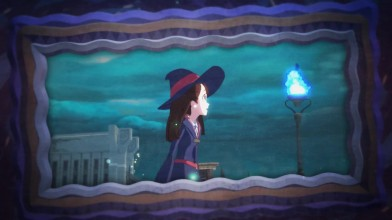 Little Witch Academia: Chamber of Time - Вступительный ролик
