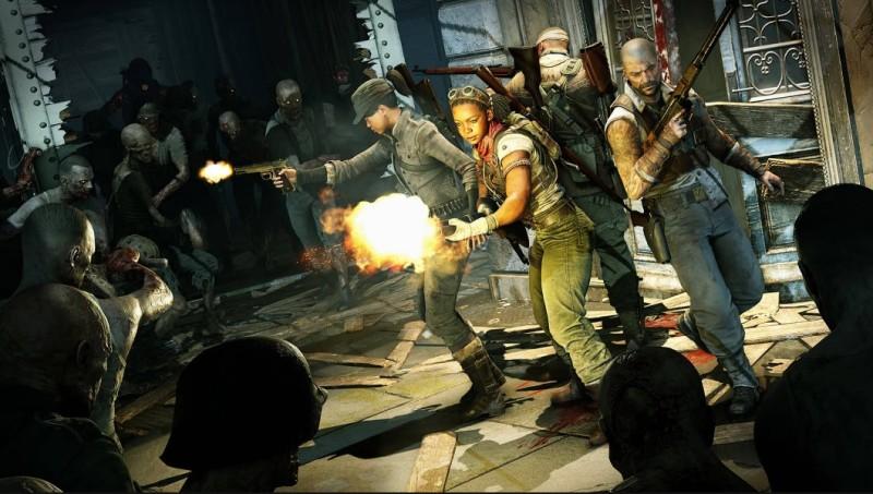 Zombie Army 4: Dead War стала доступна в Steam