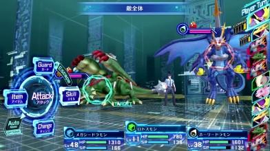 Трейлер Digimon Story: Cyber Sleuth Hacker's Memory