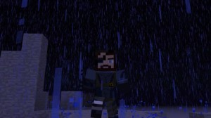 MineCraft - Metal Gear Solid 5 The phantom paine
