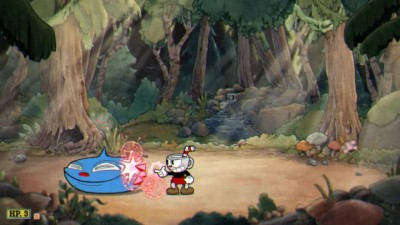 Cuphead - Goopy Le Grande Boss Fight #2