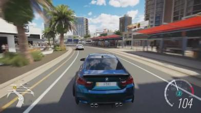 Forza Horizon 3: BMW M4 Liberty Walk Тест драйв - Геймплей
