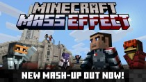 Mass Effect Mash-up Pack для Minecraft теперь доступен на ПК