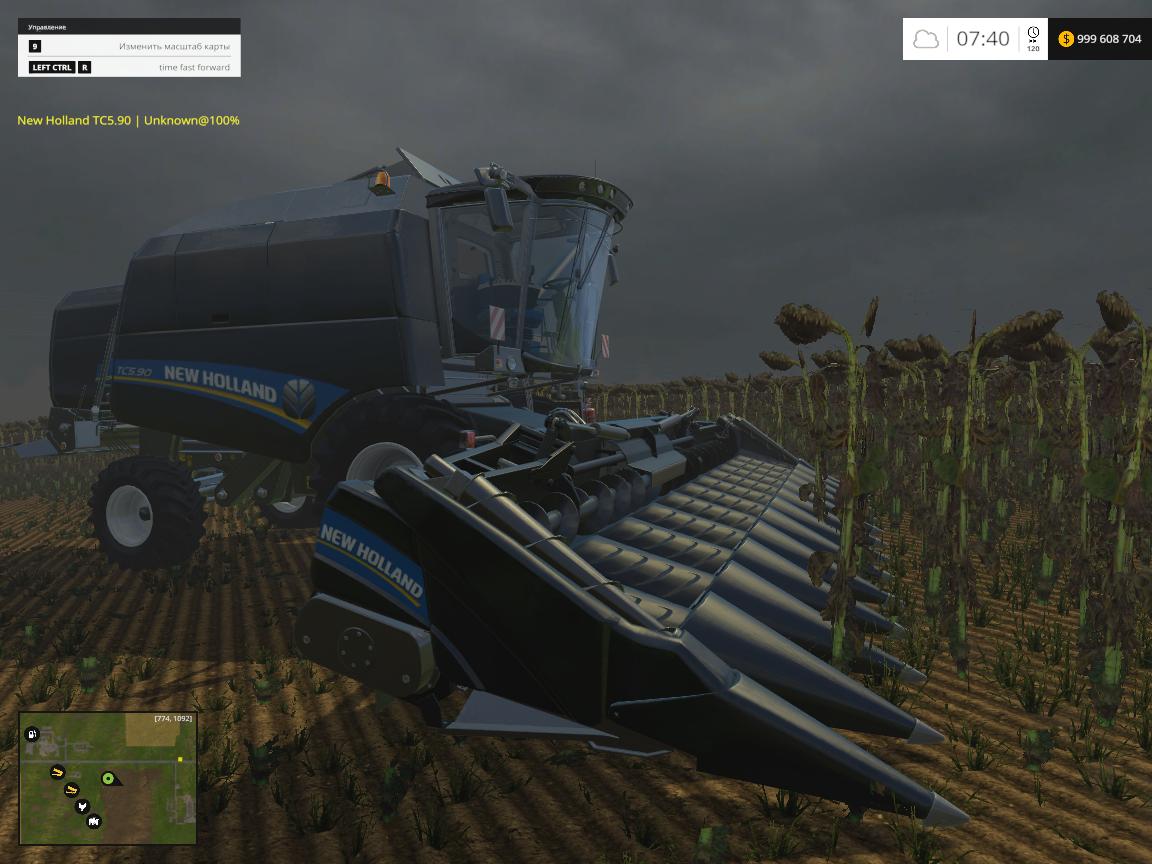 Моды на farmer simulator 2018 скачать подсолнух