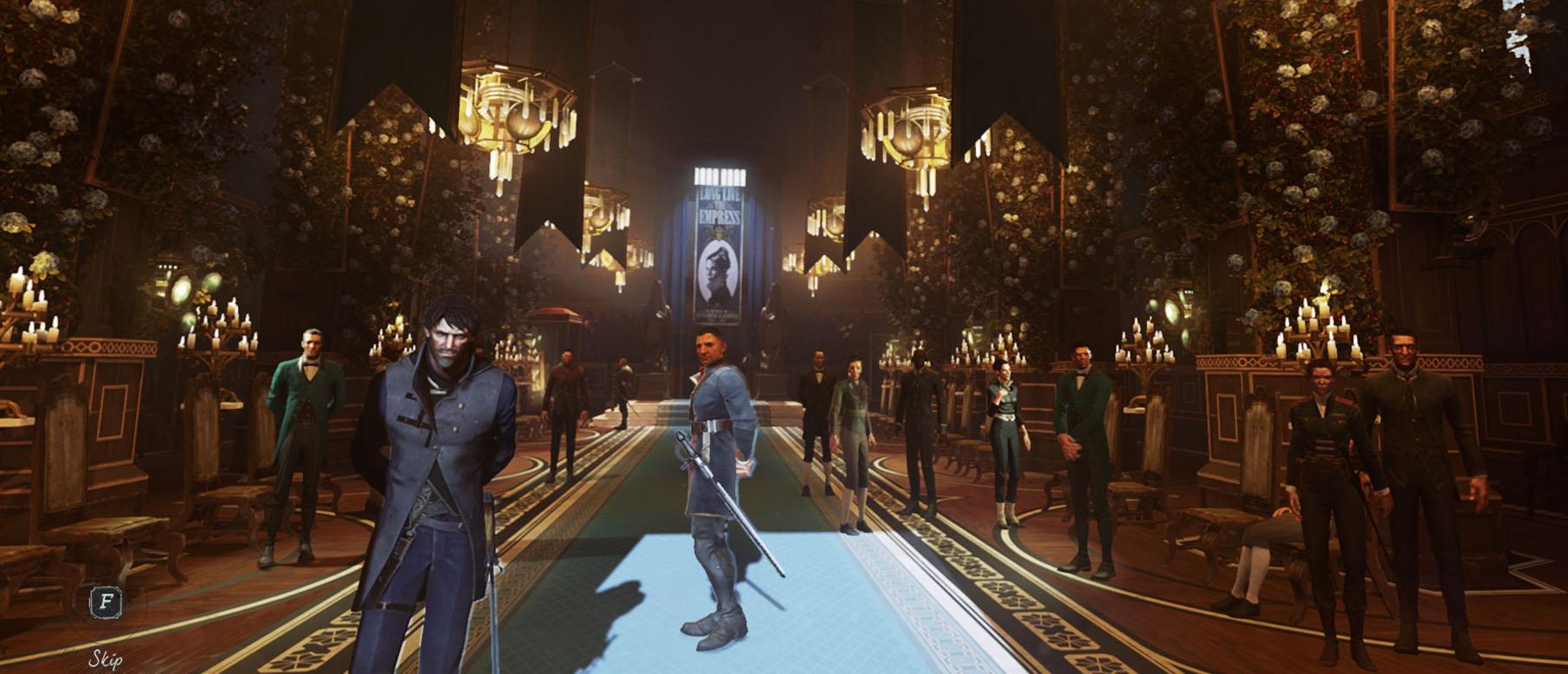 Dishonored 2 - ошибки, вылеты, проблемы с управление - решение