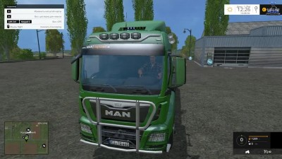 Обзор мода MAN Kotte Shuttle v1.0 для FS 15
