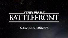 В марте покажут синглплеер Star Wars Battlefront?