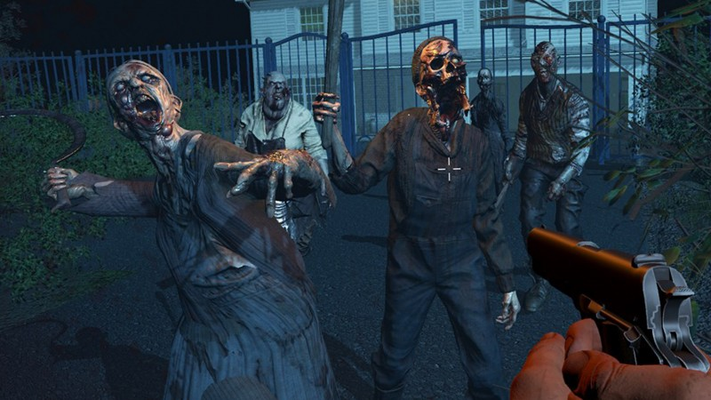 Dawn of the Undead - zombie shooter and survival game.