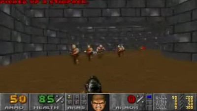 "Doom ""Speedrun. Nightmare skill (Episode 2)"""