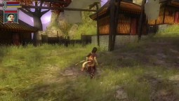 Играем в Jade Empire #2