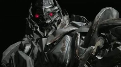 "Transformers: Dark of the Moon ""Тизер трейлер"""