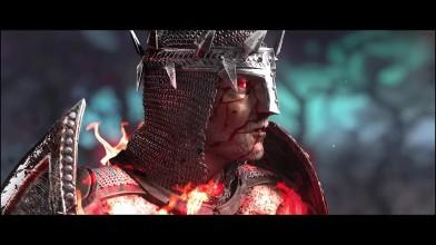 Первый акт анимационной короткометражки по мотивам игры Dante's Inferno