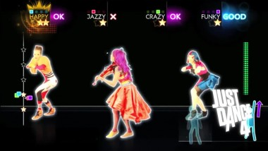"Just Dance 4 ""Lindsey Stirling"""