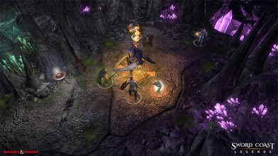 В конце недели можно будет бесплатно сыграть в Sword Coast Legends