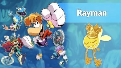 трейлер файтинга Brawlhalla, посвящённый Рэйману, его друзьям и кунг-футу