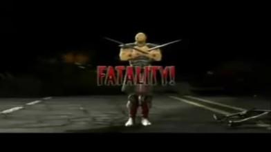 "Mortal Kombat vs. DC Universe ""Все фаталити """