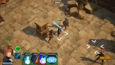 Трейлер тактического ролевой игры Grand Guilds
