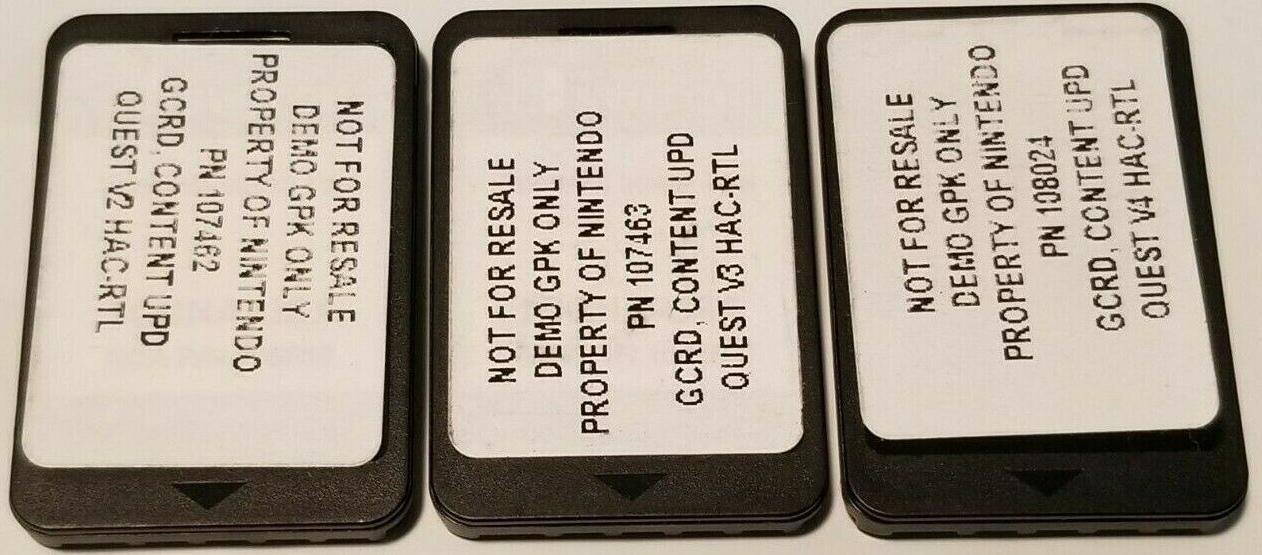 На Ebay появились картриджи для разработчиков Nintendo Switch