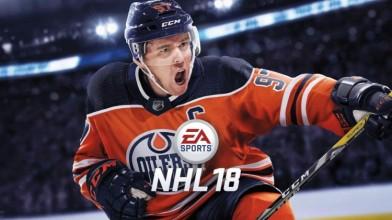 На консолях стартовало бета-тестирование NHL 18