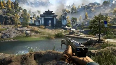 "Far Cry 4 ""PS4 демонстрация геймплея (E3 2014)"""