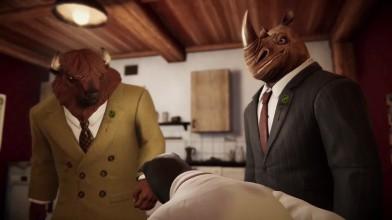Первый геймплей Blacksad: Under the Skin