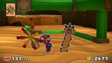 Paper Mario - Color Splash - The Adventure Unfolds
