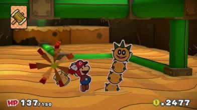 Paper Mario - Color Splash - The Adventure Unfolds