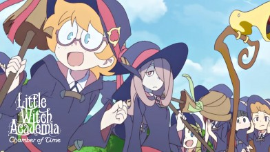 Little Witch Academia: Chamber of Time вышла на PS4