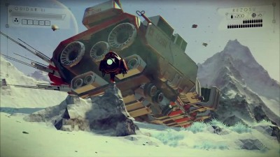 "No Man's Sky ""Трейлер с E3 2015 PC Gaming Show"""