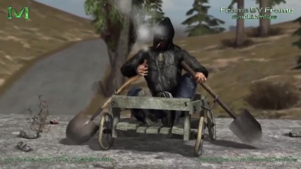 GTA S.T.A.L.K.E.R Фильм PORTAL #13 Веселящий газ