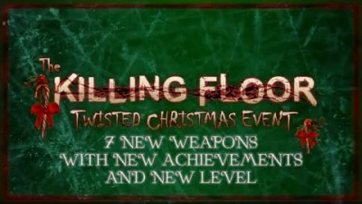 "Killing Floor: Twisted Christmas ""Трейлер"""