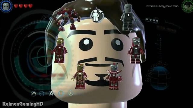 скачать мод на Lego Marvel Superheroes на ртуть - фото 3