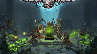 Тизер Warhammer 40.000: Mechanicus - The Revealing