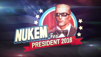 "Duke Nukem 3D 20th Anniversary World Tour ""Тизер трейлер"""