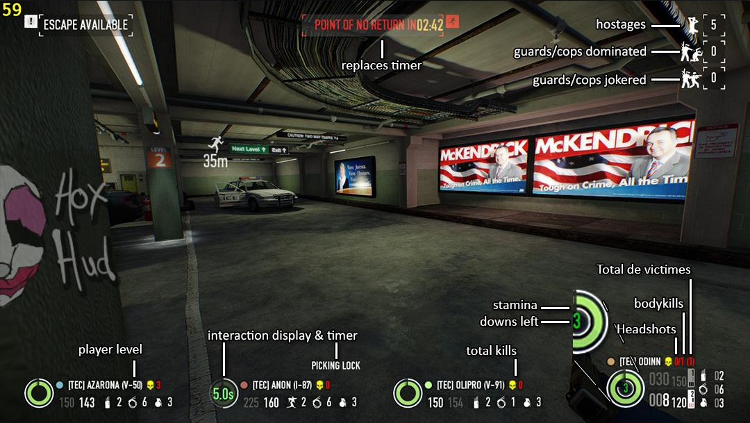 payday 2 hoxhud download 2018