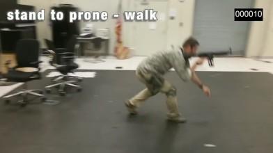 "America's Army: Proving Grounds ""Анимация персонажей"""