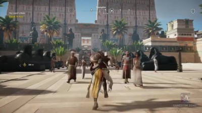 Чего ждать от Assassin's Creed Origins