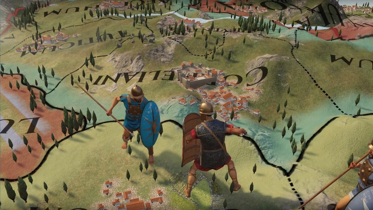 Imperator: Rome получила новый мультиплеер, позволяющий играть вне зависимости от платформы